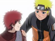 Naruto und Gaara