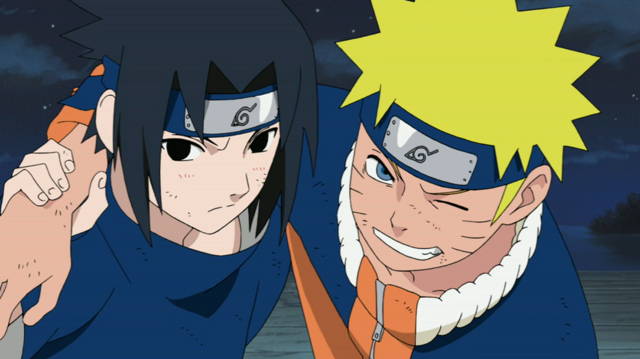 Episode: Verlorene Freundschaft | Narutopedia | FANDOM ...