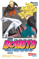 Boruto Manga Band 08