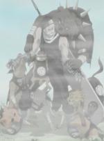 Kuchiyose Doton Tsuiga no Jutsu