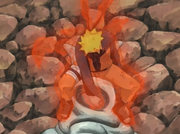 Narutokakashivsdeidara8