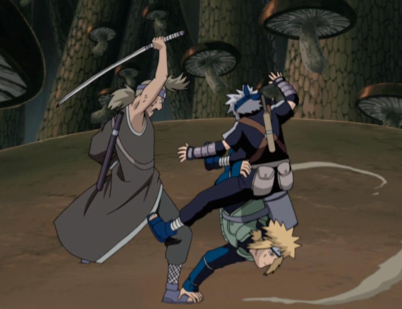 Episode: Aus dem Leben von Kakashi (1) | Narutopedia ...