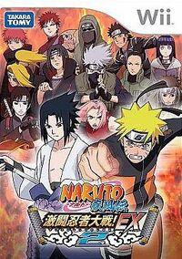 Naruto Taisen Ex 2