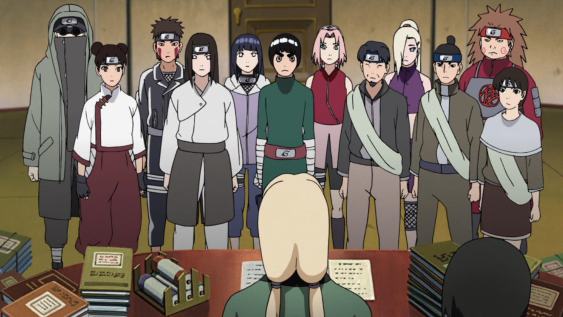 Episode: Hoffnung, die auf die Zukunft setzt | Narutopedia