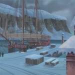 Snow-harbor