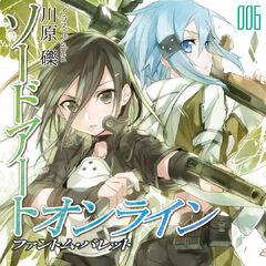 Sword Art Online 6: Phantom Bullet. Released on December 10, 2010.