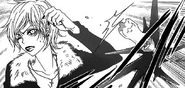 Chiharu dodging