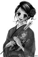 Teru kimono