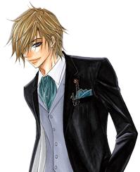 Kurosaki coloured suit