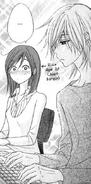 Young riko and kurosaki