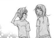 Kiyoshi and teru