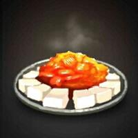 Devarim's secret Tofu Kimchi