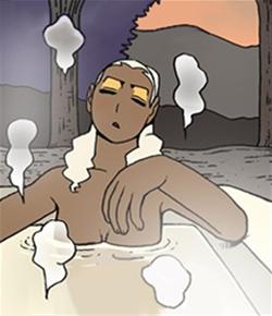 Gongja's Bath1
