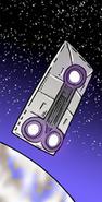 Dick spacecraft