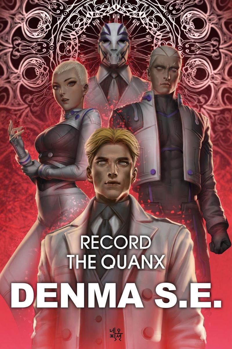 Record the Quanx Denma S.E. (2)