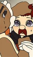 Denma and Mustache