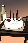 Jiro's cake