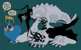 Monster Dennim