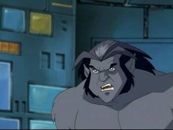 Beast (X-Men Evolution)5