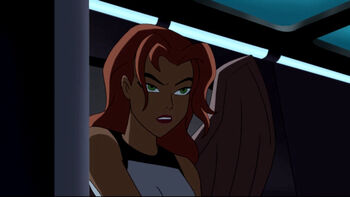 Hawkgirl Justice League Unlimited3
