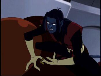 Nightcrawler (X-Men Evolution)7