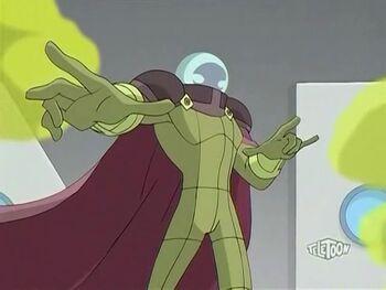 Mysterio (Spectacular Spider-Man)