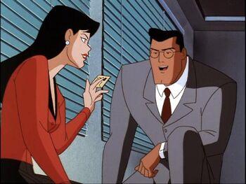 Clark and Lois (Superman)