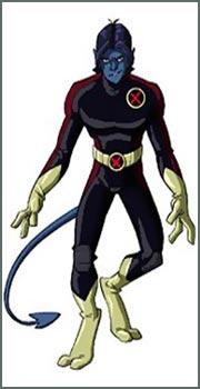 Nightcrawler (X-Men Evolution) 2