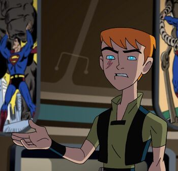 Garth Ranzz (Legion of Superheroes)