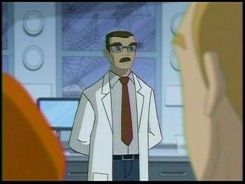 Miles Warren (Spectacular Spider-Man)