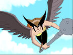 Hawkgirl Justice League2