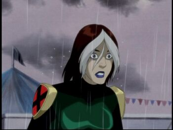 Rogue (X-Men Evolution) 5