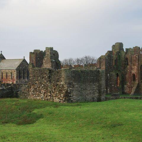Lindisfarne Monastery