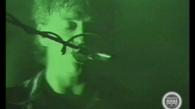 """Depeche Mode - """"Something To Do"""" - Archives Concert Series, The Concert For The Masses, June 18th, 1988"""