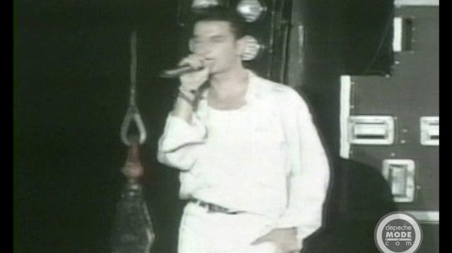 "Depeche Mode - ""People Are People"" - Archives Concert Series, The Concert For The Masses, June 18th, 1988"