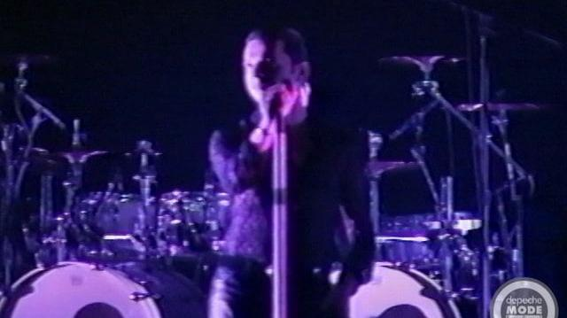 "Depeche Mode - ""Barrel Of A Gun"" - Archives Concert Series, Ultra Party, May 16th, 1997"