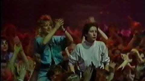 Depeche Mode - Enjoy the silence - Peters Popshow - 1989