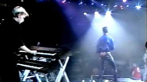 Depeche Mode - A Question Of Time (Peters Pop Show 06.12