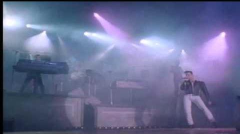 Depeche Mode - Pimpf & Behind the wheel - Live 101 - HD 720p