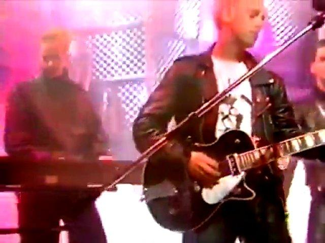 Depeche Mode - Behind The Wheel (Top Of The Pops BBC 07.01.1988 UK)