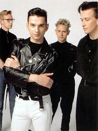 depeche mode wiki