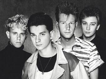 Depeche Mode | Depeche Mode Wiki | Fandom
