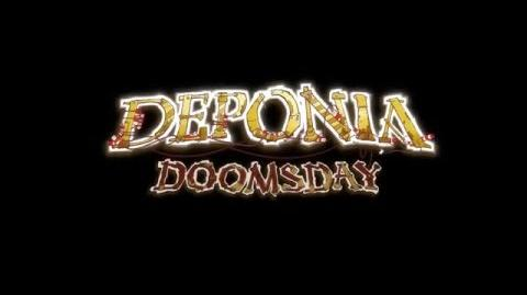 Deponia Doomsday Announcement Teaser