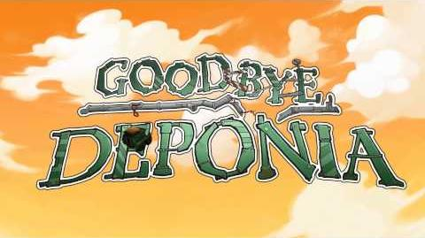 Goodbye Deponia Official Teaser