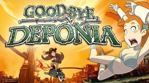 Goodbye Deponia - Offizieller Trailer - Deutsch