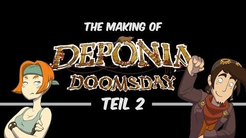 The Making of Deponia Doomsday GER - Teil 2