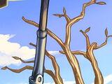 Letzter Baum von Kuvaq