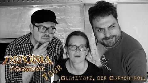 Poki & Band live - Glatzmatz, der Gartentroll