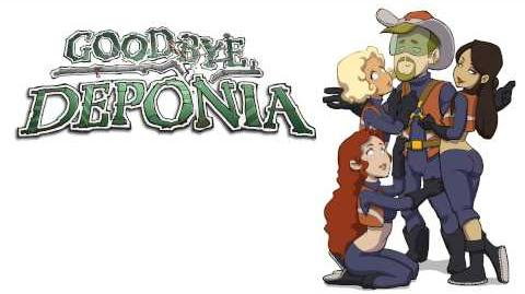 "Cowboy Dodo - ""Look At Me"" & ""Look Around"" (Goodbye Deponia)"