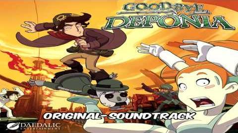 Goodbye Deponia Original Soundtrack - Organon Hymn
